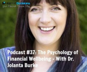 Podcast #37: The Emerging Science of Positive Psychology with Dr. Jolanta Burke