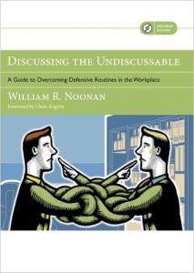 discussing the undiscussable