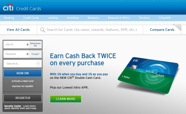 Citifinancial credit card login poemview www citicards com citi cards citibank informerbox reheart Gallery