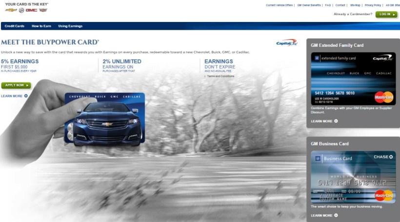 Gm Credit Card Payment Online   Cardfssn org