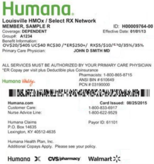 How To Pay Your Humana Bill - myhumana - InformerBox