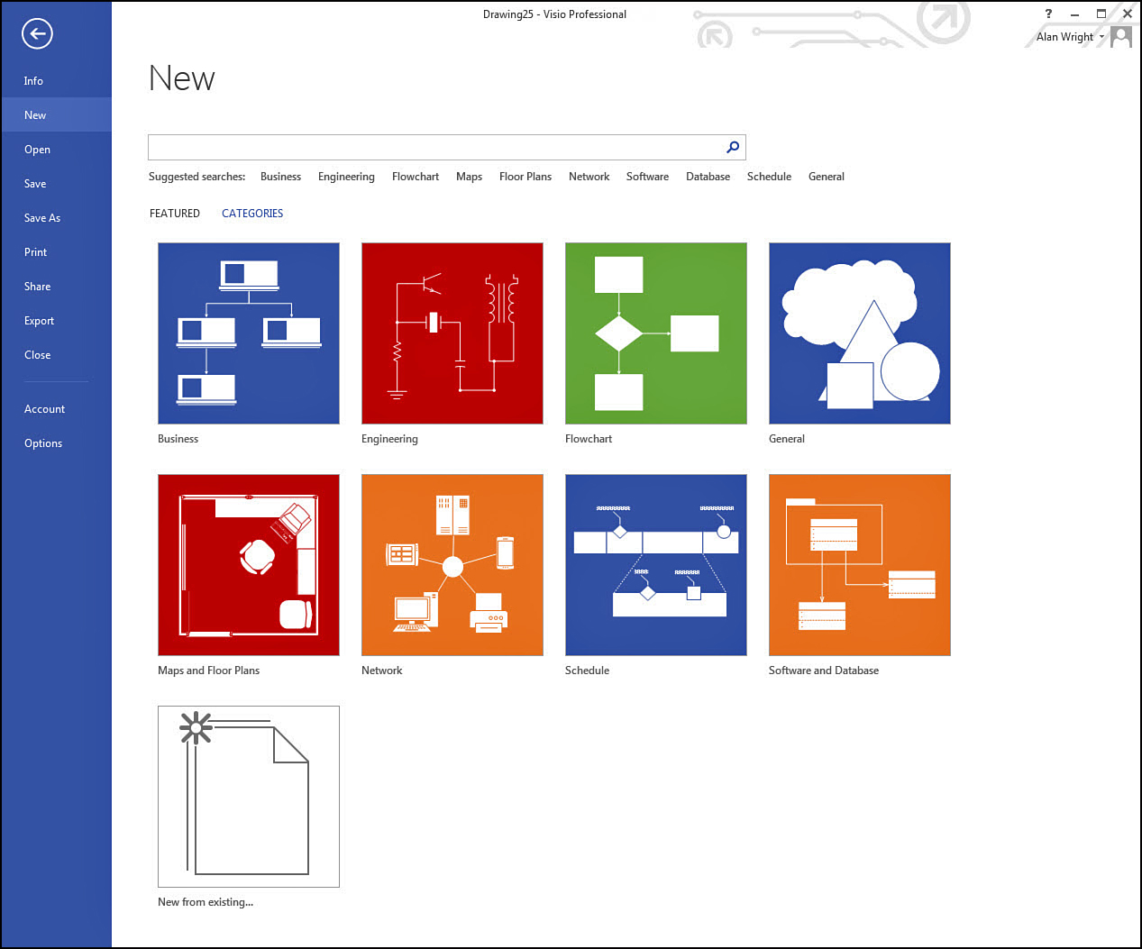 hight resolution of working with basic diagrams in microsoft visio 2013 making diagrams informit