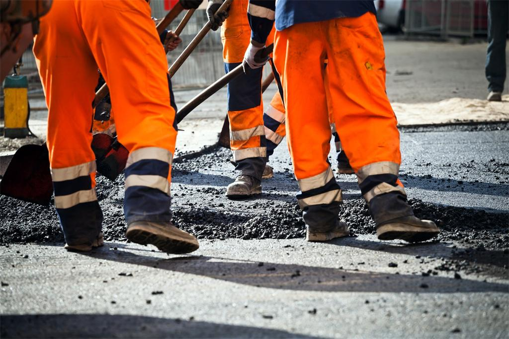 Construction Road Work