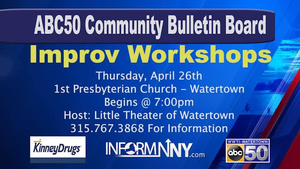 Community Bulletin Board 3