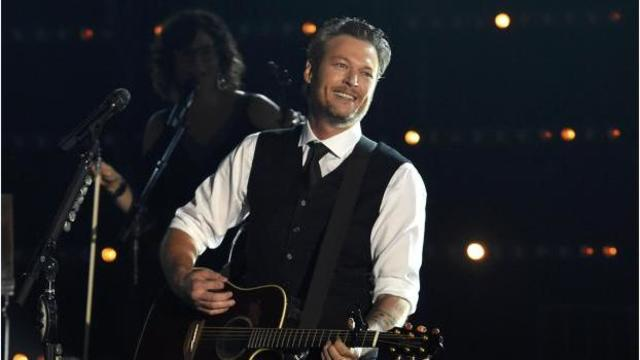 Country music star Blake Shelton set to play in Buffalo next year