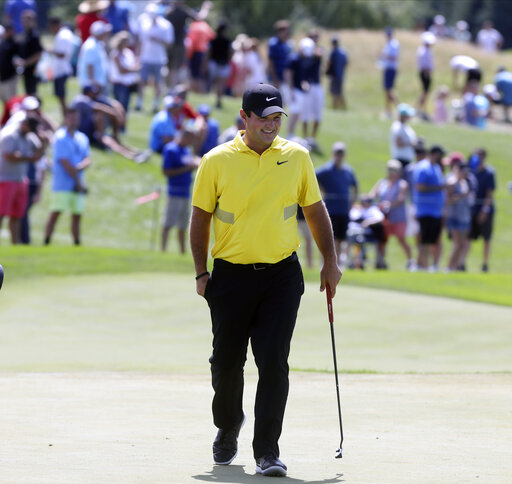Reed takes 1-shot lead at FedEx Cup opener | WWTI - InformNNY com