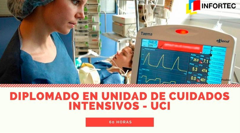 diplomado en unidad de cuidados intensivos uci