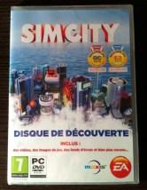 Kit Presse SimCity