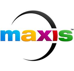 Logo Maxis