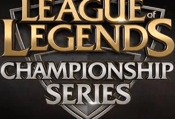Logo League of Legends Championship Series