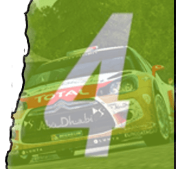 Logo WRC 4