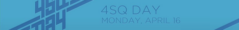 #4sqDay : Foursquare Day in the world !