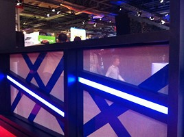 PGW13 - Stand Sony PS4 02