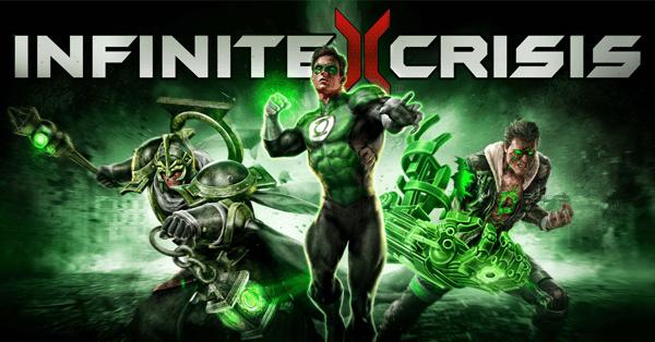 Infinite Crisis - Green Lantern