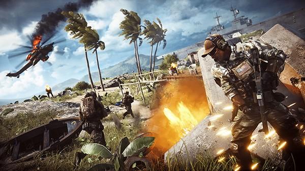 Battlefield 4 Naval Strike - L'infanterie