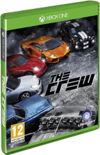 Jaquette Xbox One The Crew
