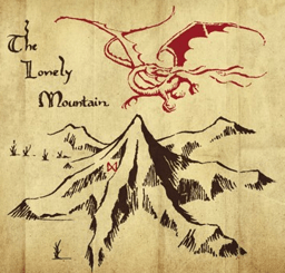 Logo The Hobbit - The battle of five armies