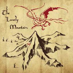Logo The Hobbit - The battle of five armies