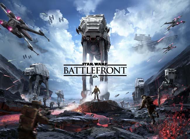 Star Wars : Battlefront - Artwork