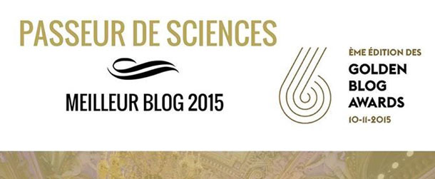 Golden Blog Awards 2015 : Meilleur blog 2015 !
