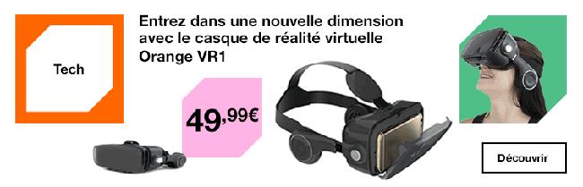 Orange VR1