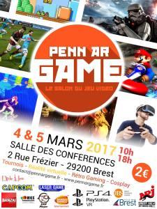 Penn Ar Game 2017