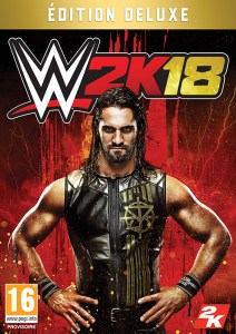 WWE 2K18 - Edition Deluxe
