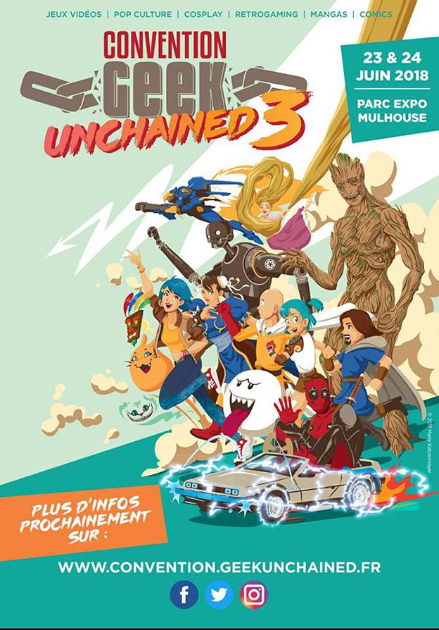 Geek Unchained #3