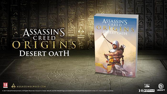 Assassin's Creed Origins - Le Serment du Désert