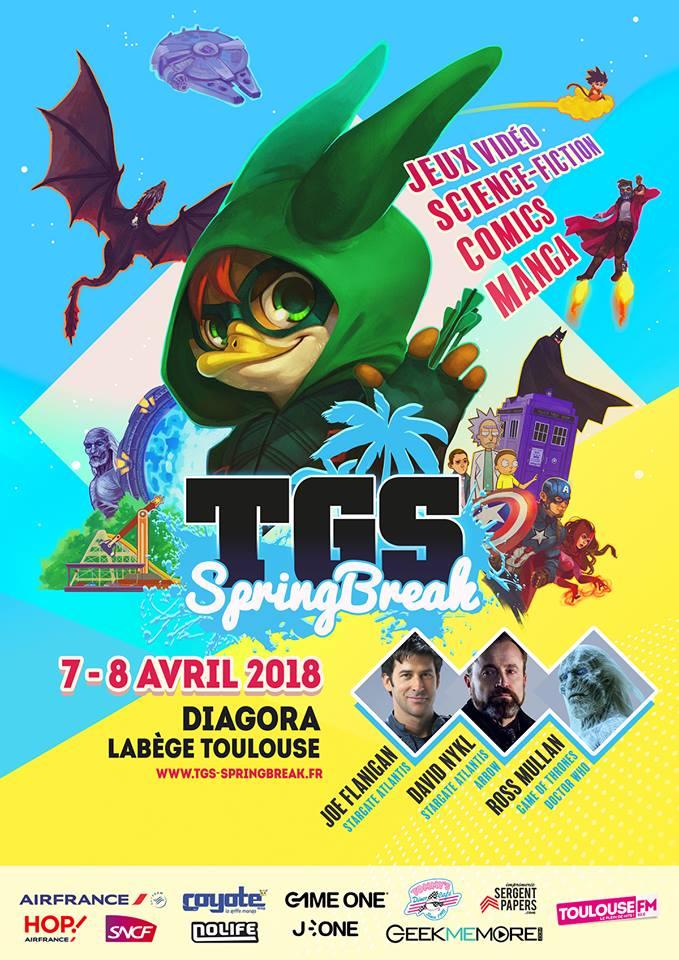 TGS Springbreak 2018