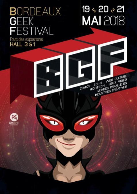 Bordeaux Geek Festival 2018