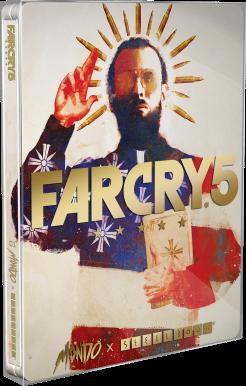 [Far Cry 5] Edition Limitée : Fax Cry 5 x Mondo (Steelbook)
