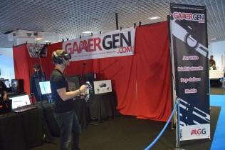 Festival International des Jeux CANNES 2018 : Zone jeux vidéo (Gamergen.com)