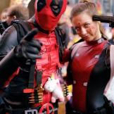 Mr Deadpool & Deadpoolette