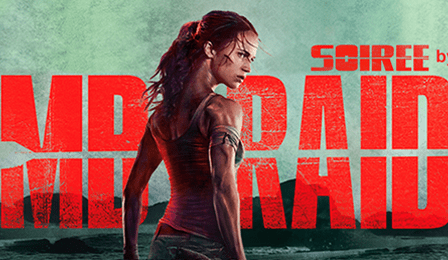 Soirée Tomb Raider @ BLOIS