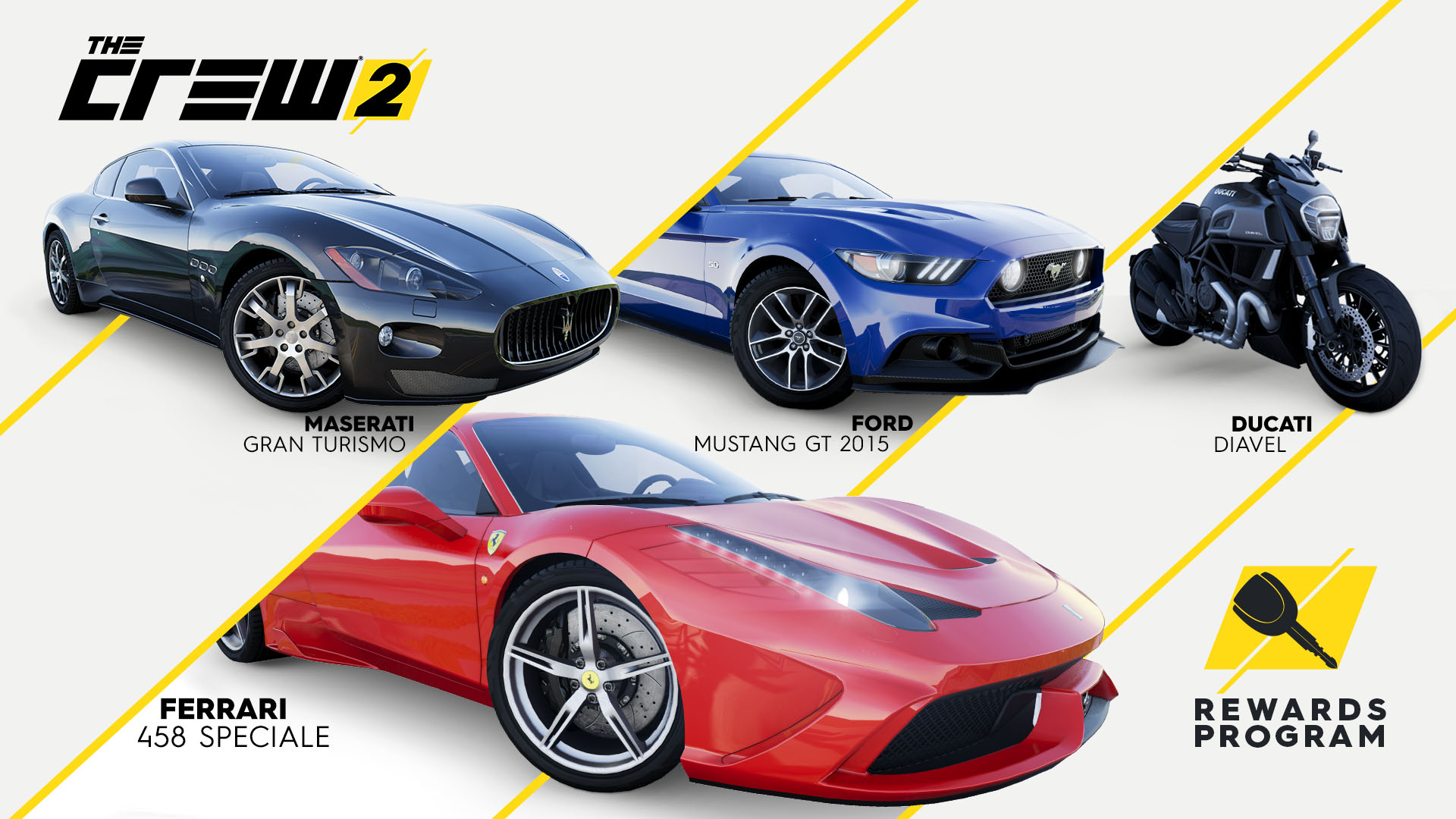The Crew 2 : Rewards Program
