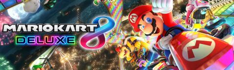 ^GAME Mario Kart Deluxe 8