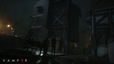 Vampyr - Screenshot 01