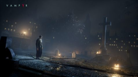 Vampyr - Screenshot 02