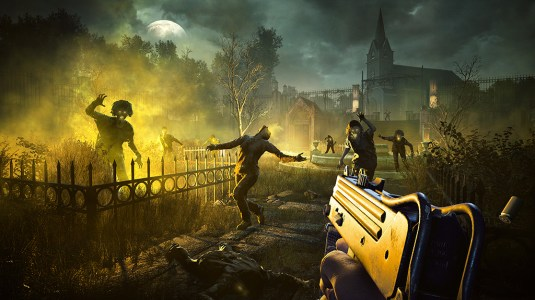 "Far Cry 5 ""Dead Living Zombies"" Screenshot"