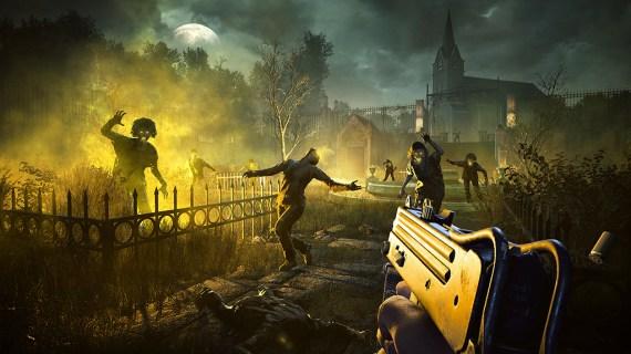 "Far Cry 5 ""Dead Living Zombies"" Screenshot"