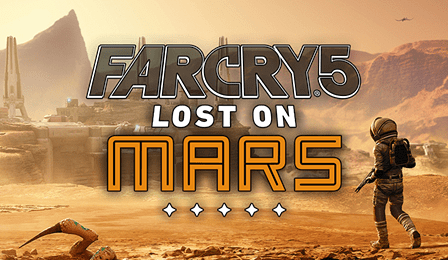 "Far Cry 5 ""Lost On Mars"""