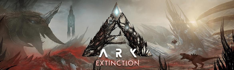"""ARK : Survival Evolved """"Extinction DLC"""""""
