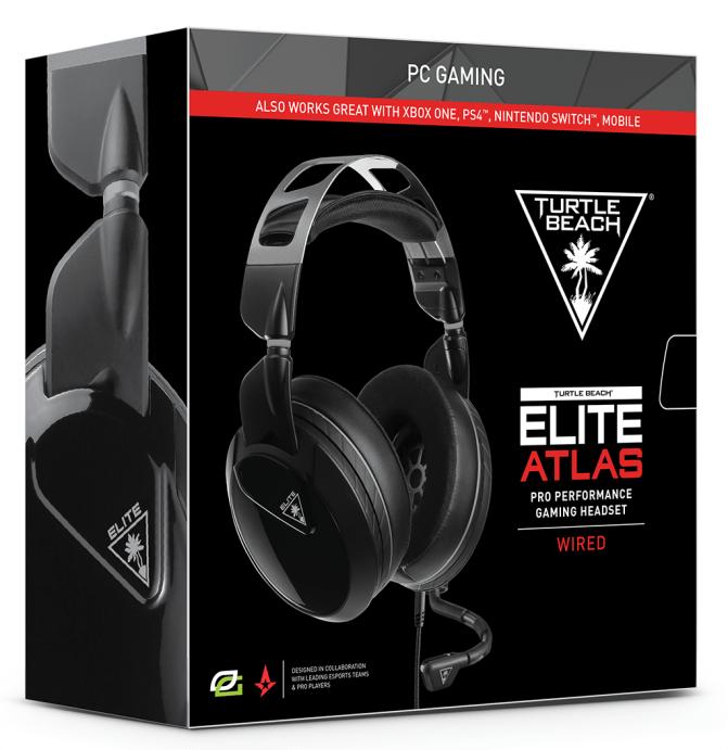 Casque Turtle Beach Elite Atlas Pro Performance Gaming