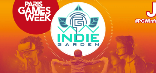 Paris Games Week 2018 : Indie Garden