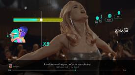 "Let's Sing 2019 : Screenshot ""Symphony"""