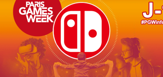 Paris Games Week 2018 : Nintendo