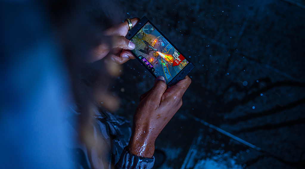 Razer Phone 2 : Lifestyle shoot