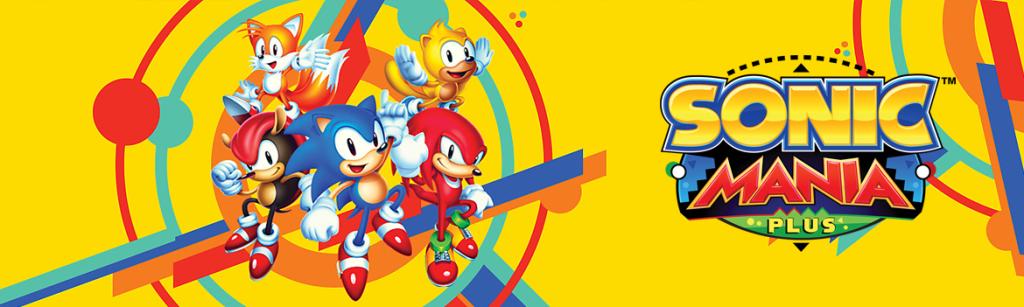 ^GAME Sonic Mania Plus