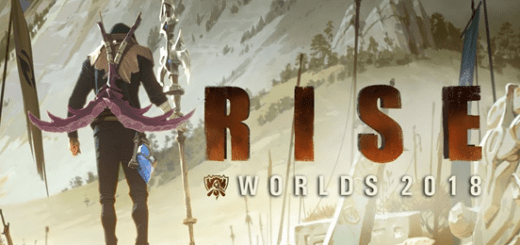 Worlds 2018 : Rise